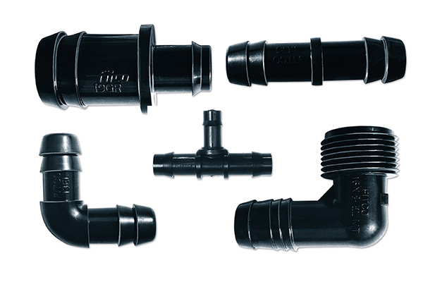 In-line drip tube