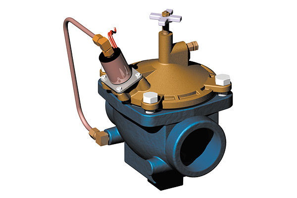 Pressure relief/Reducing /Sustaining valve